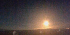 Meteorito impacta en España: «Cinco veces más brillante que la Luna llena»
