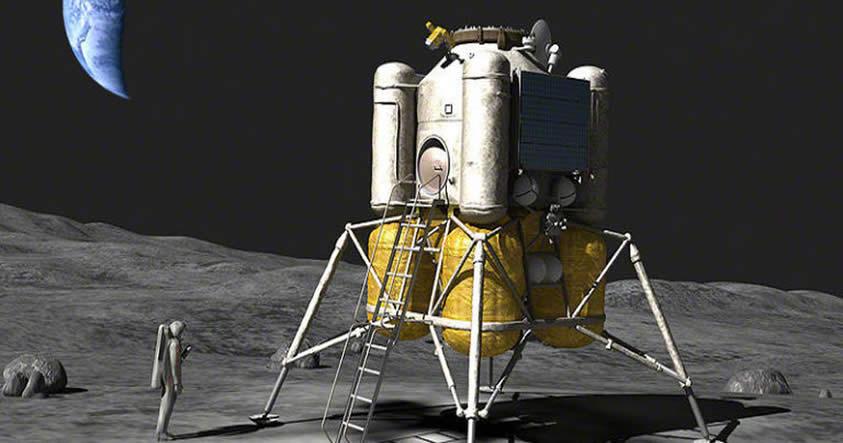 Conozca el módulo lunar que Rusia usará para llegar a la Luna