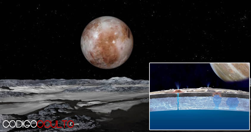 New Horizons de NASA descubre un posible antiguo océano en Caronte