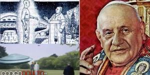El encuentro extraterrestre del Papa Juan XXIII
