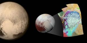 Científicos construyen un mapa geológico de Plutón