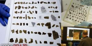 Reconstruyendo la historia: Unirán y digitalizarán miles de fragmentos de los rollos del Mar Muerto