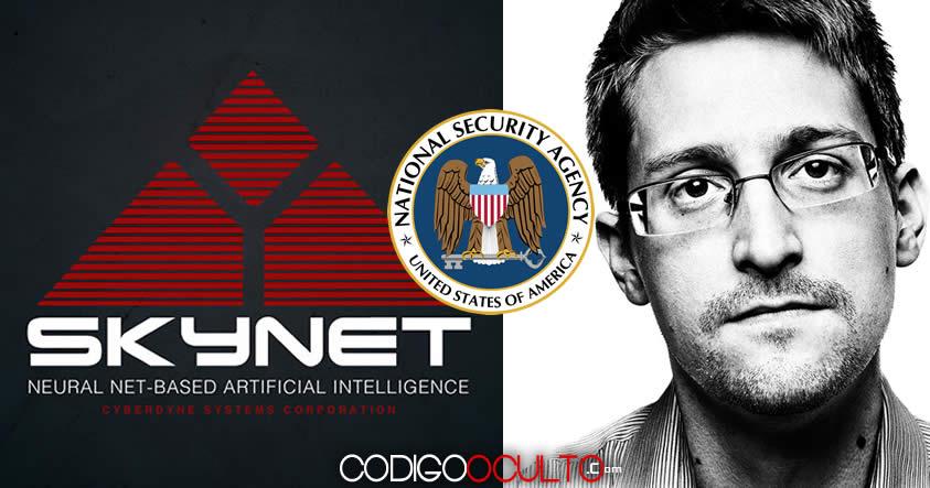 La NSA tiene realmente un programa llamado SKYNET, y es aterrador