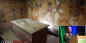 Ministro de Turismo de Egipto: «Tumba de Tuntakamón está llena de tesoros»