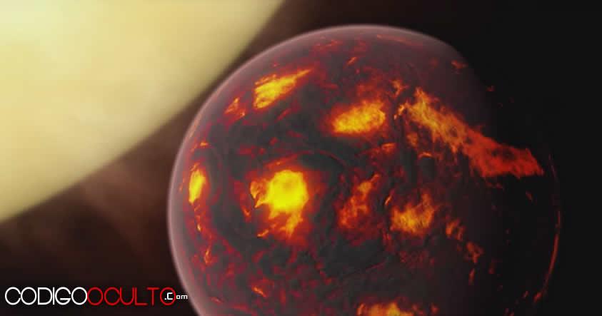 Por primera vez astrónomos analizaron la atmósfera de una super Tierra