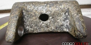 El tren de aterrizaje de aluminio de 250 mil años que desafía a la Historia convencional
