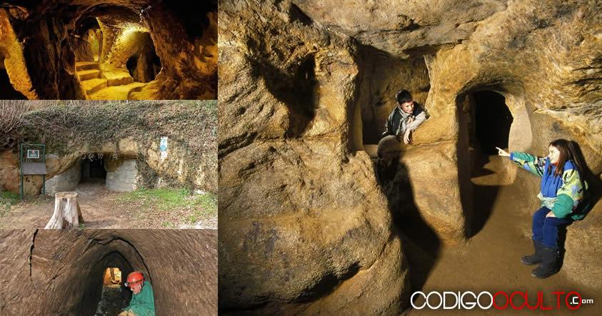 Una red de túneles de 12 mil años de antigüedad en Europa intriga a los investiogadores
