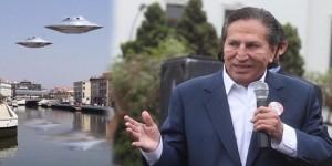 Candidato a presidencia de Perú reveló que habló de extraterrestres con CNN