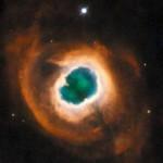 Telescopio Hubble revela posible escena futura de la «muerte» del Sol