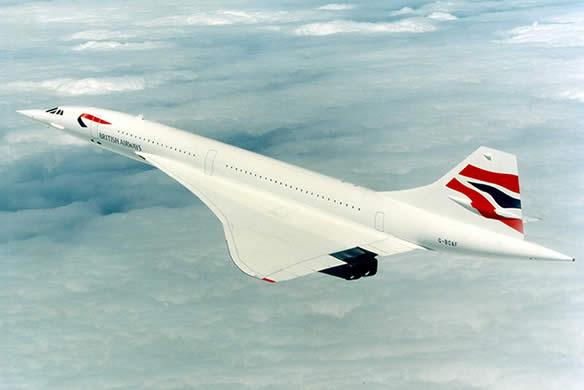 El Concorde, un avión supersónico utilizado años atrás. ¿Volveremos a ver pronto una nueva versión?