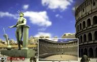 «Viaje en el tiempo» Vídeo en 3D muestra la antigua Roma como nunca imaginamos