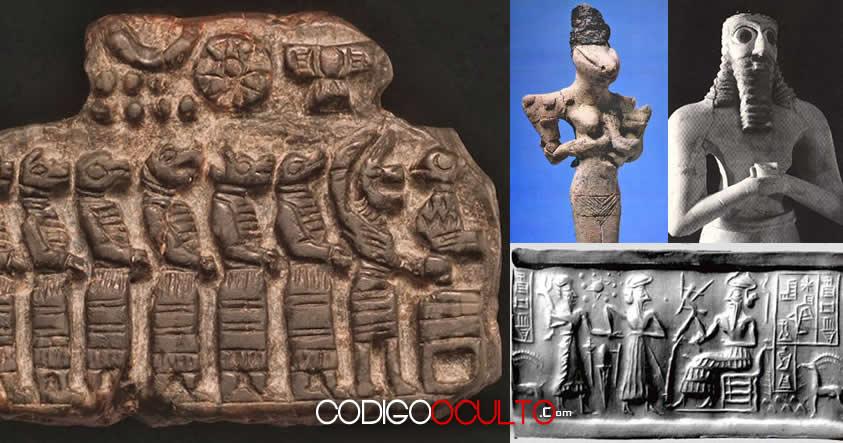 La conexión Anunnakis - Reptilianos y sus roles en la humanidad