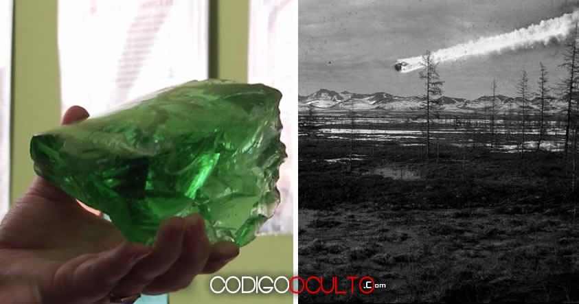 Encuentran un supuesto fragmento del meteorito de Tunguska