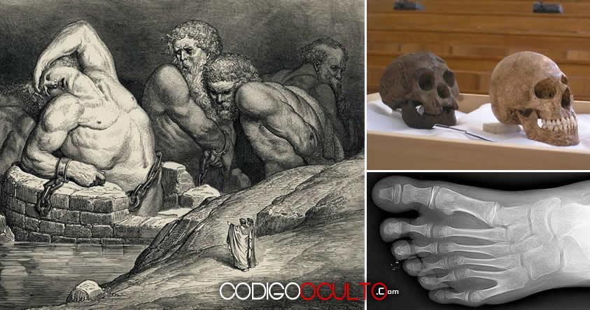 Gigantes y Enanos: Teoría de las tres especies de humanos