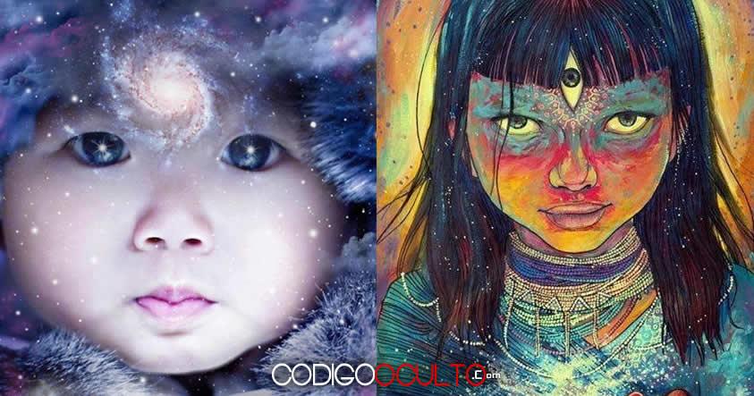 Niños Índigo, Niños Cristal, Niños Arco Iris y su misión por un mundo mejor