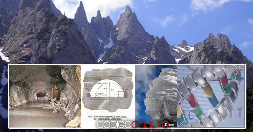 Un túnel y cúpula bajo los Montes Bucegi esconderían los mayores secretos de la humanidad