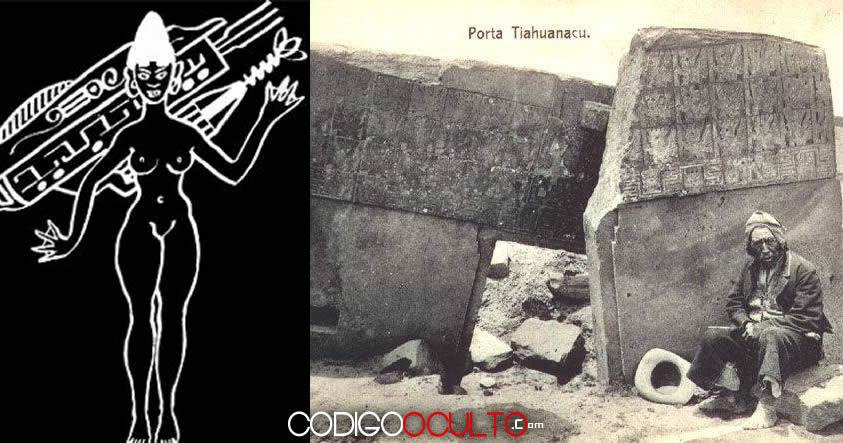 Dioses extraterrestres: Oriana, la diosa orejona de Tiahuanaco