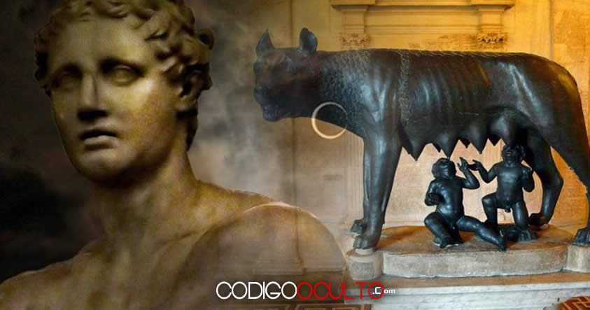 La misteriosa desaparición de Rómulo, el fundador de Roma