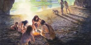 Neandertales quizás utilizaron «química» para hacer fuego