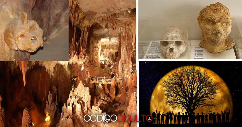 El Cráneo humano de 700.000 años que desafía la Teoría «Fuera de África»