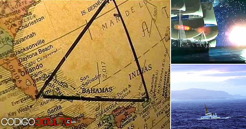 Un reciente descubrimiento podría explicar el misterio del Triángulo de las Bermudas