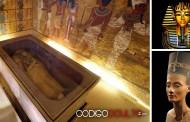 Confirmado: Tumba de Tutankamón tiene dos cámaras secretas que contienen metal y material orgánico