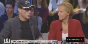 Jean-Claude Van Damme habla sobre las familias Rockefeller y Rothschild