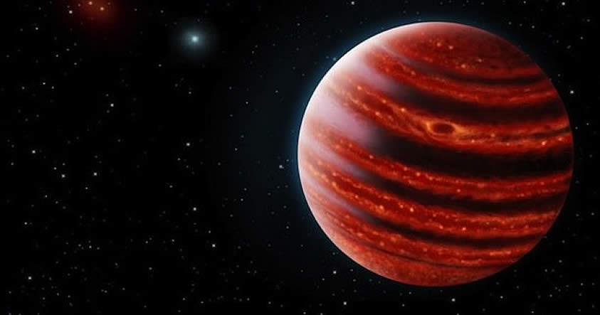 Científicos descubren un joven y brillante planeta errante sin estrella cercana