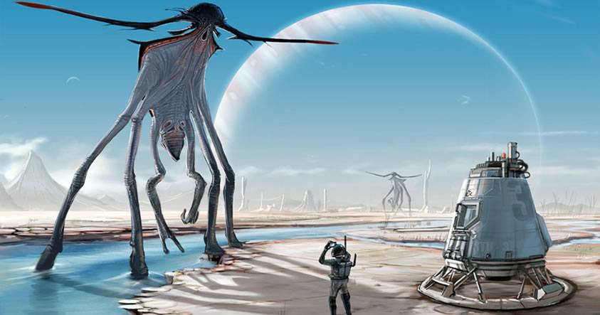 Resultado de imagen de Extraterrestres raros