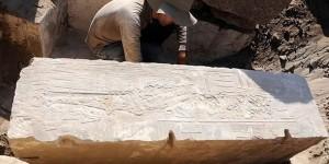 Descubren en Egipto construcción realizada para la primer mujer Faraón
