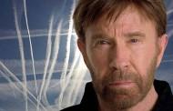 Chuck Norris llama «criminales de los cielos» a quienes fomentan los Chemtrails y la Geoingeniería