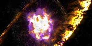 Supernovas masivas lanzaron una «lluvia radiactiva» en la Tierra en el pasado
