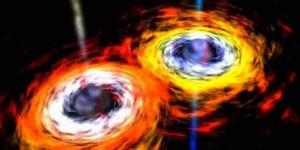 Astrónomos descubren misteriosa alineación de agujeros negros