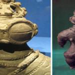Estatuillas Dogu: ¿Representación de antiguos astronautas visitando la Tierra hace 14.000 años?