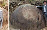 Esfera de piedra gigante es evidencia de una civilización europea perdida