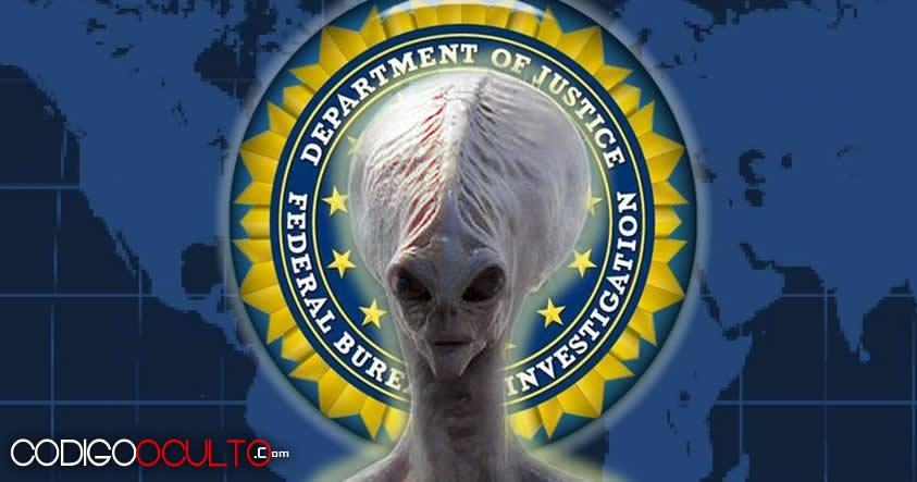 Las filtraciones del FBI sobre los Ovnis y Seres extradimensionales