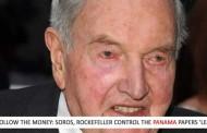 Soros y Rockefeller controlan los «Panama Papers Leak»