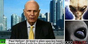 Paul Hellyer, ex Ministro de Canadá confirma la presencia extraterrestre
