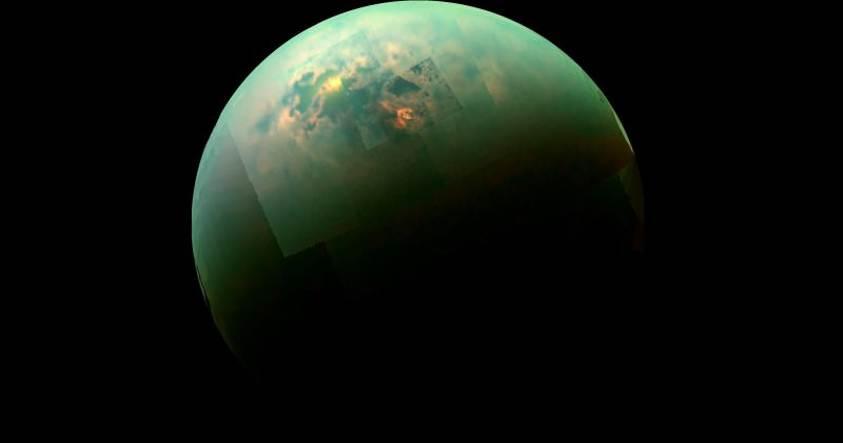 NASA descubre más semejanzas entre la Tierra y Titán, la luna de Saturno