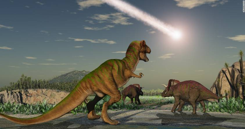 El cráter causado por el «asesino de dinosaurios» empieza a revelar sus secretos