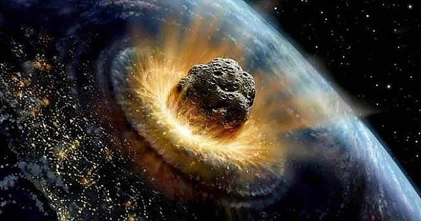 Científicos descubren evidencias del colosal impacto de un asteroide contra la Tierra