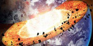 El núcleo de la Tierra es 2.5 años más joven que su superficie, según un nuevo estudio