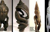 Antiguos extraterrestres en Nueva Guinea: Extrañas figuras de seres desconocidos