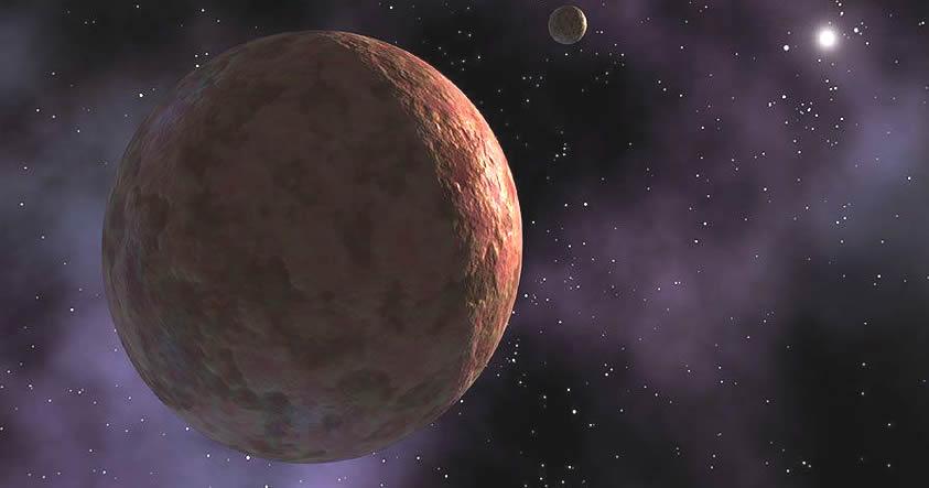 2007 OR10: El planeta enano que se «escondía» en nuestro Sistema Solar