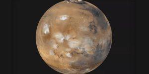 Estudio revela que Marte está saliendo de una Edad de Hielo