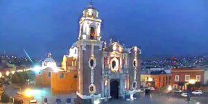 Meteorito atraviesa el cielo de diversas localidades de México