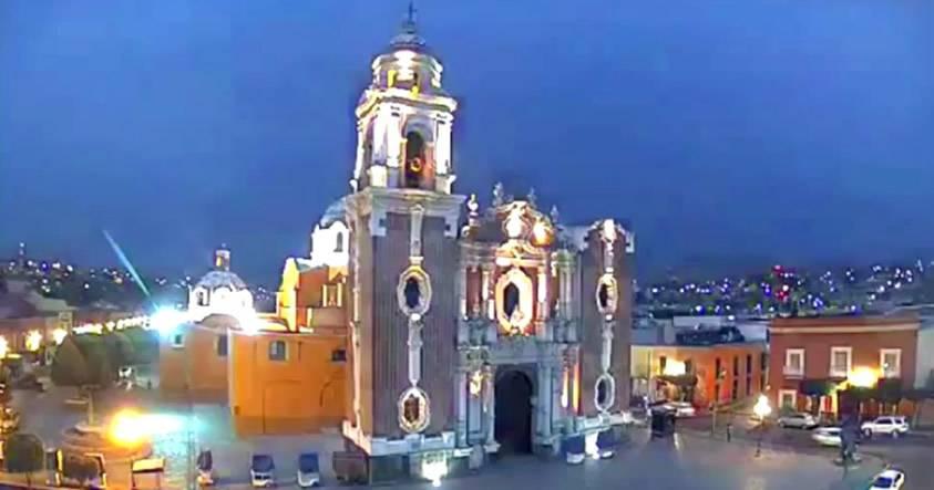 21 de mayo: Meteorito atraviesa el cielo de diversas localidades de México