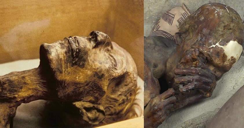 Investigación demuestra que faraones y otros antiguos egipcios eran rubios y pelirrojos