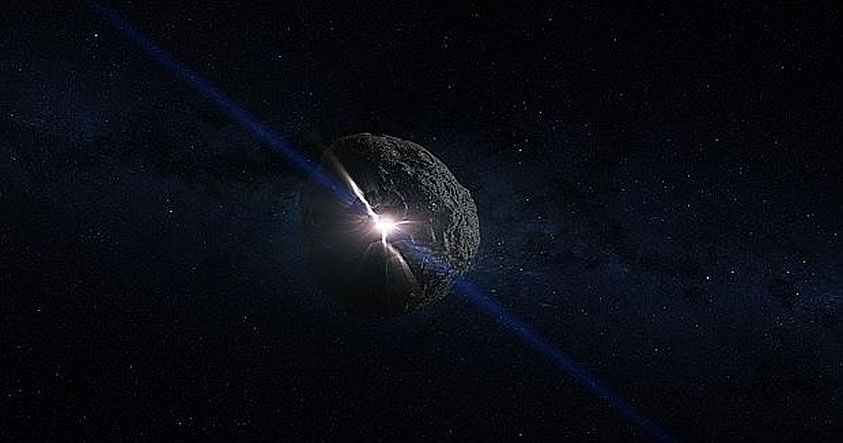 NASA visitará un asteroide para verificar un futuro impacto contra la Tierra