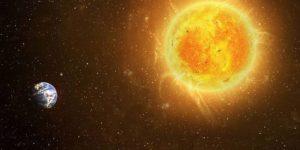 Según la NASA un joven Sol pudo sembrar la vida en la Tierra